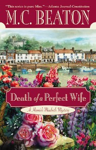 AudioBook Review: Death of a Perfect Wife, Hamish Macbeth #4 by M.C. Beaton