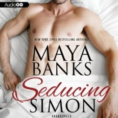 AudioBook Review: Seducing Simon by Maya Banks