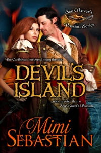 Devil's Island: Sea Rovers Passion #1 by Mimi Sebastian with Giveaway