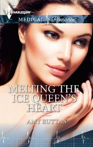 Melting the Ice Queen's Heart by Amy Ruttan with Excerpt and Giveaway
