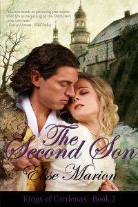 AudioBook Review: The Second Son: Kings of Cardenas #2 by Elise Marion