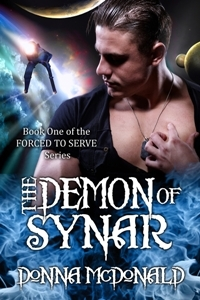 AudioBook Review: The Demon Of Synar, Forced to Serve #1 by Donna McDonald