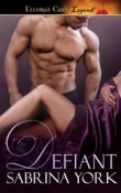 Defiant: Noble Passions # 5 by Sabrina York with Excerpt