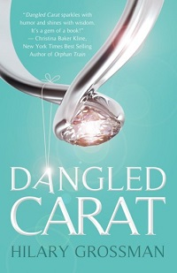 Dangled Carat by Hilary Grossman with Excerpt and Giveaway
