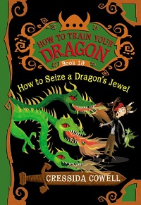 AudioBook Review How to Seize a Dragon's Jewel: How to Train Your Dragon #10 by Cressida Cowell