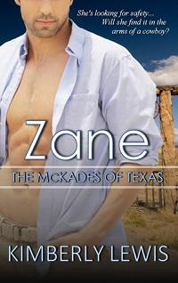 Zane: The McKades of Texas #1 by Kimberly Lewis AudioBook Review