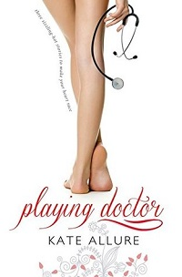 Playing Doctor: Meeting Men #1 by Kate Allure with Excerpt and Giveaway