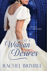 What a Woman Desires by Rachel Brimble