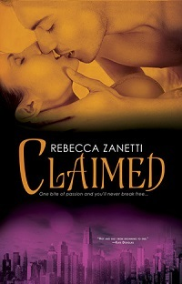 AudioBook Review ~ Claimed: Dark Protectors #2 by Rebecca Zanetti
