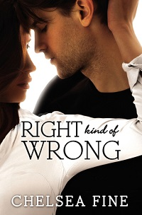 AudioBook Review ~ Right Kind of Wrong: Finding Fate #3 by Chelsea Fine