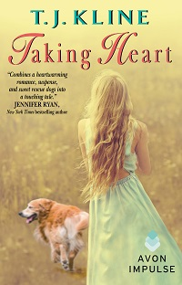 Taking Heart: Healing Harts #2 by T.J. Kline with Excerpt and Giveaway