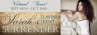 Sarah's Surrender: Bound and Determined #2.5 by Lavinia Kent with Excerpt and Giveaway