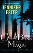 Cold Burn of Magic: Black Blade #1 by Jennifer Estep