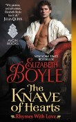 The Knave of Hearts: Rhymes With Love #5 by Elizabeth Boyle with Excerpt and Giveaway