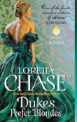 Dukes Prefer Blondes: The Dressmakers #4 by Loretta Chase with Excerpt and Giveaway