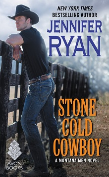Stone Cold Cowboy: Montana Men #4 by Jennifer Ryan with Giveaway