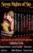 Seven Nights of Sin: Featuring Luscious by Sabrina York
