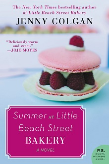 Summer at Little Beach Street Bakery by Jenny Colgan with Excerpt and Giveaway