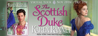 The Scottish Duke: Duke Trilogy #1 by Karen Ranney