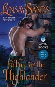 Falling for the Highlander: Highlanders #4 by Lynsay Sands