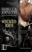Wicked Ride: Realm Enforcers #1 by Rebecca Zanetti