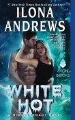 White Hot: Hidden Legacy #2 by Ilona Andrews