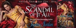 The Scandal of It All: The Rogue Files #2 by Sophie Jordan