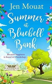 Summer at Bluebell Bank by Jen Mouat