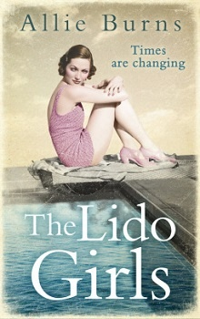 The Lido Girls by Allie Burns