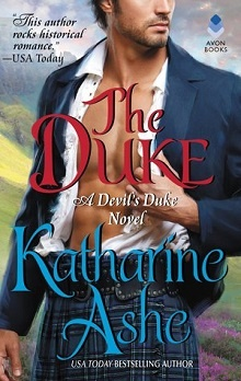 The Duke: Devil's Duke #3 by Katharine Ashe