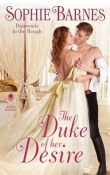 The Duke of Her Desire: Diamonds in the Rough #2 by Sophie Barnes