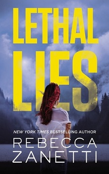 Lethal Lies: Blood Brothers #2 by Rebecca Zanetti