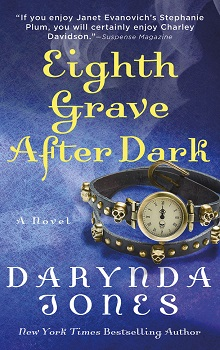 Eighth Grave After Dark: Charley Davidson #8 by Darynda Jones