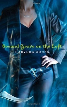 Second Grave on the Left: Charley Davidson #2 by Darynda Jones