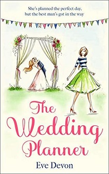 The Wedding Planner: Whispers Wood #3 by Eve Devon