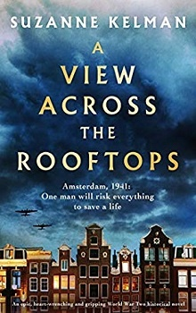 A View Across the Rooftops by Suzanne Kelman