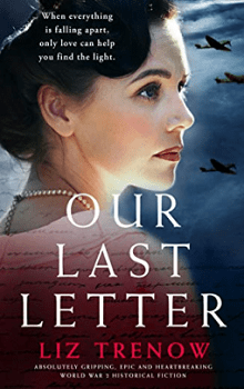 Our Last Letter by Liz Trenow