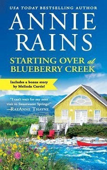 Starting Over at Blueberry Creek:: Sweetwater Springs #4 by Annie Rains