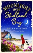 Moonlight Over Studland Bay by Della Galton