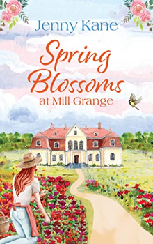 Spring Blossoms at Mill Grange by Jenny Kane