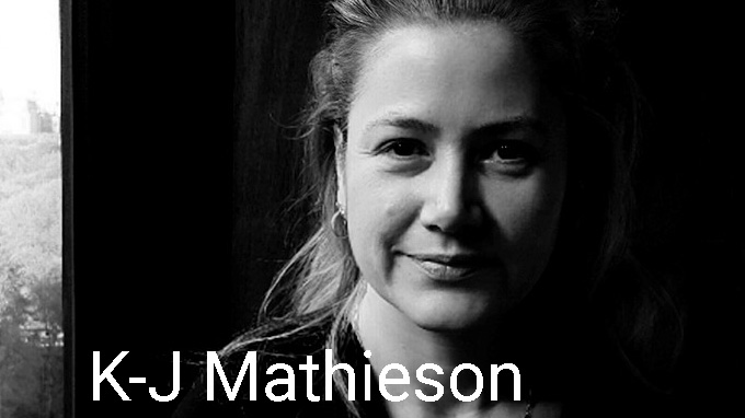 Photograph of K-J Mathieson (IAM Faculty)