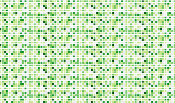 Decorative graphic: pattern from a github repo
