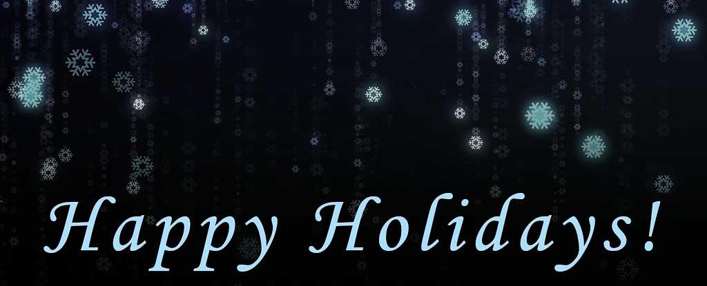 Happy Holidays from IAM