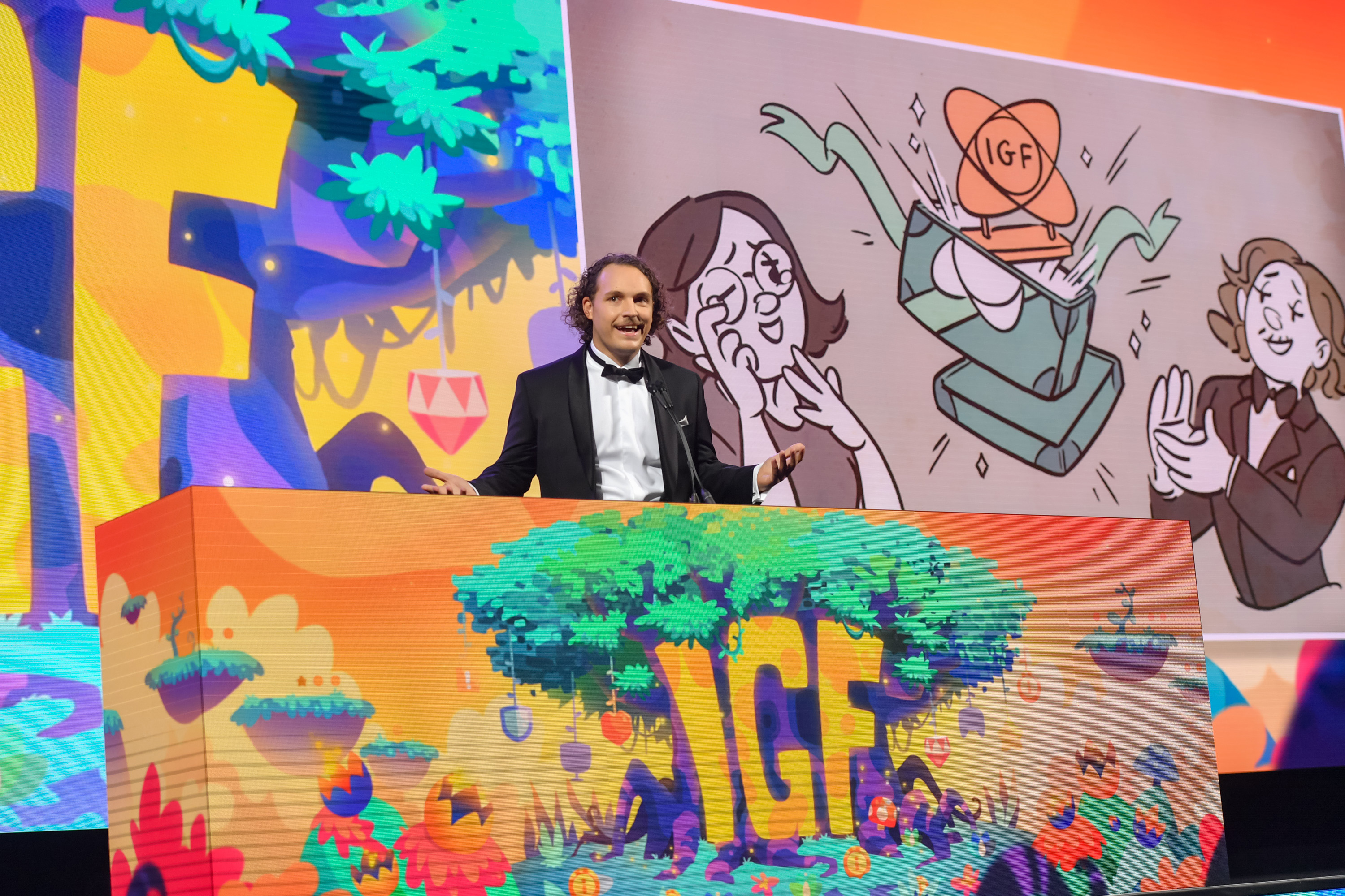 Awards at the Game Developers Conference