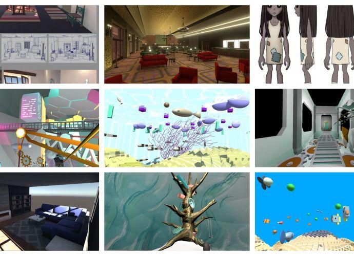 Spring 2021 Showcase Collage