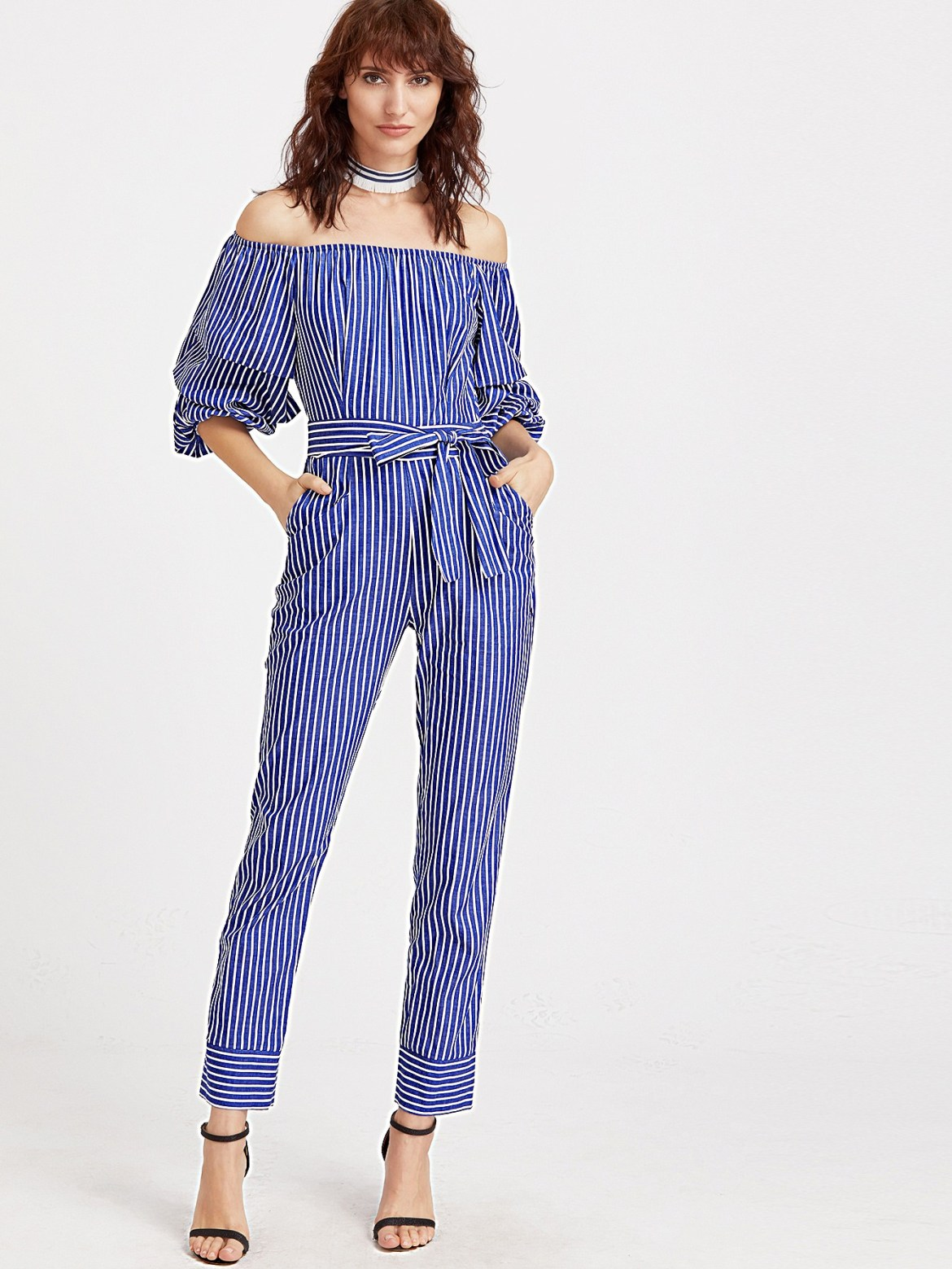 SHEIN WISHLIST- OFF THE SHOULDER JUMPSUITS OBSESSION