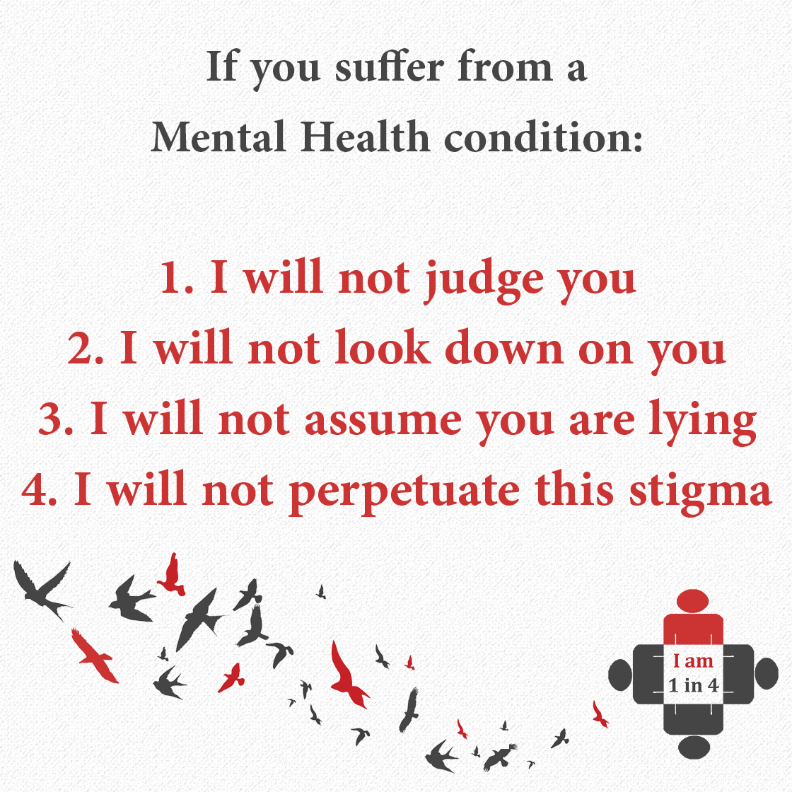 Mental Health Stigma Let S Do Nothing