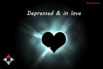 Depressed and in love