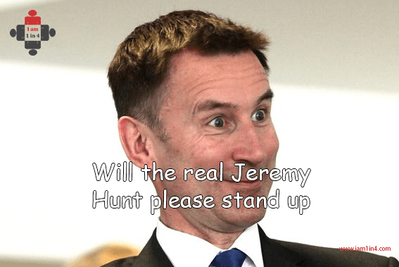 Will the real Jeremy Hunt please stand up