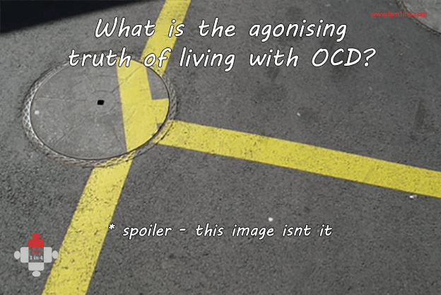 What is the agonising truth of living with OCD?